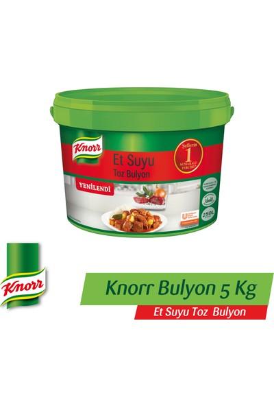 Knorr Contemp Et Suyu Toz Bulyon 5 KG