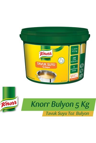 Knorr 1-2-3 Tavuk Suyu Toz Bulyon 5 KG