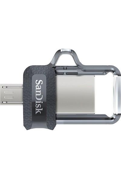 SanDisk Ultra Dual Drive 32GB USB 3.0 OTG USB Bellek SDDD3-032G-G46