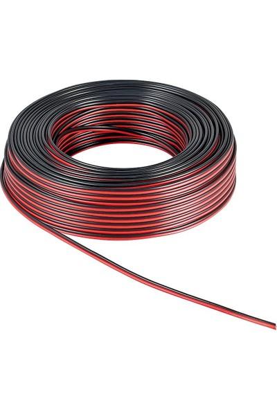Emek Hoparlör Kablosu Siyah 2X0.75 Mm