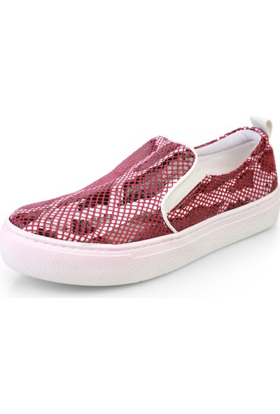 Le Feminin Fuşya Ayakkabı