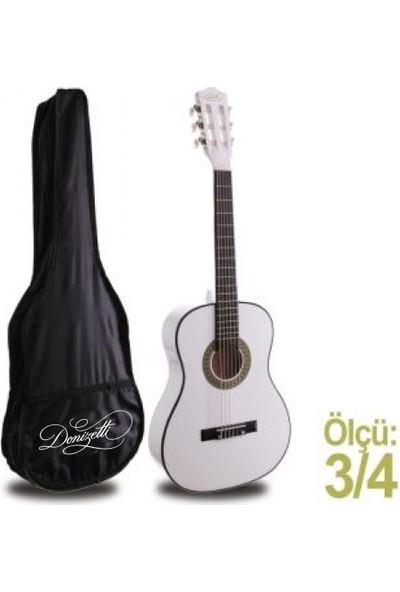 Klasik Gitar Junior DNZ87WH (KILIF HEDİYE) Donizetti
