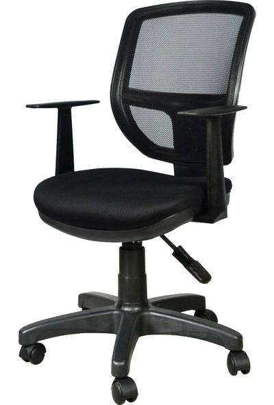 NeoDesign Ofis Enjoy Çalışma Koltuğu Siyah