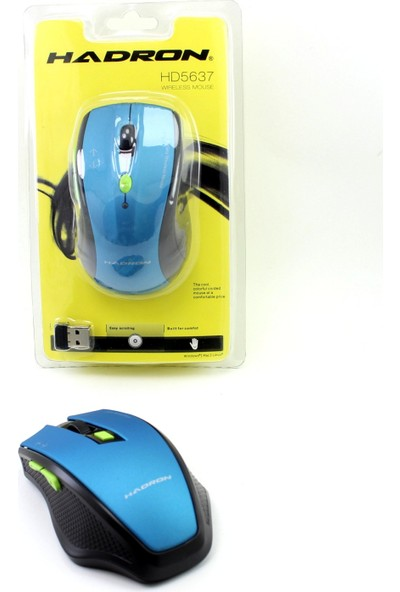Hadron Hd5647 Wireless Kablosuz Ergonomik Mouse