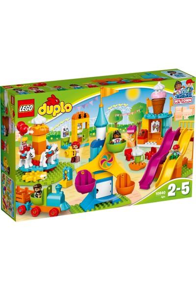 LEGO DUPLO 10840 Büyük Lunapark
