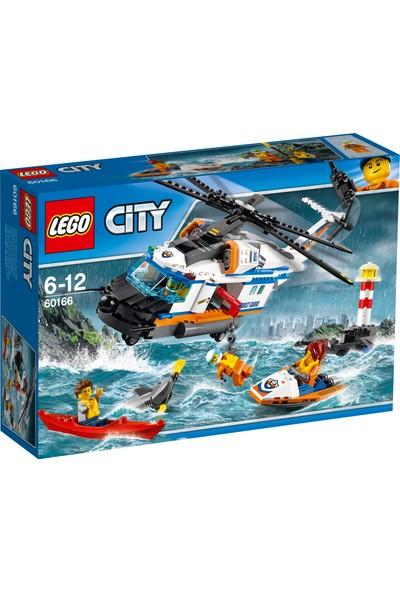LEGO City 60166 Ağır Kurtarma Helikopteri