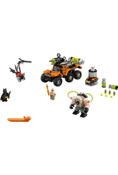 LEGO Batman Movie 70914 Bane™ Toksik Kamyon Saldırısı