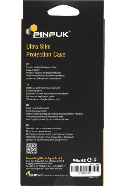 PinPuk Apple iPhone 6/6S Plus Ultra İnce Tpu Telefon Kılıfı