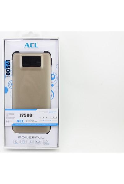 Acl Cl-151 17500 Mah Taşınabilir Şarj Cihazı Powerbank (İnce Ve Hafif Kasa)
