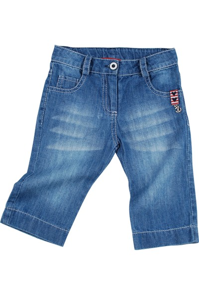 Zeyland Kız Çocuk Mavi Pantolon K-31Z362lha01