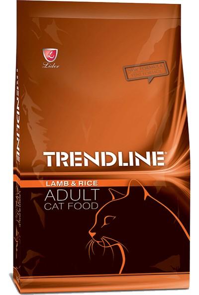 Trendline Kuzu Etli Yetişkin Kedi Maması 1 Kg