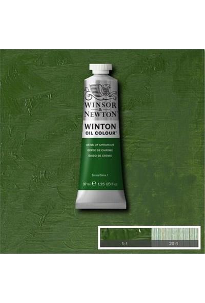 Winsor Newton Winton 37 Ml Yağlı Boya No 31 Oxide Of Chromium