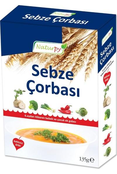 Naturpy Sebze Çorbası, 135 G