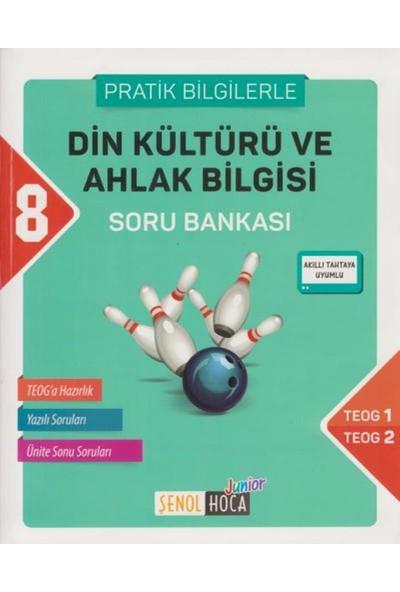 Şenol Hoca 8. Sınıf Teog Din Kültürü Ve Ahlak Bilgisi Soru Bankası