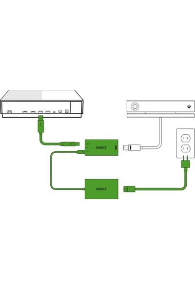 Microsoft Xbox One S Kınect Adapter Xbox One Pc Adaptör