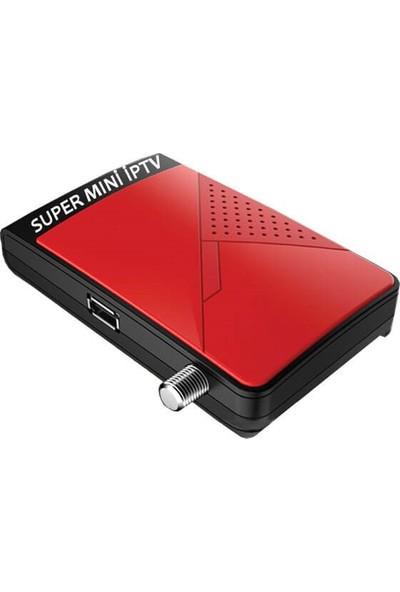 Supermax Süper Mini Titanıum Iptv