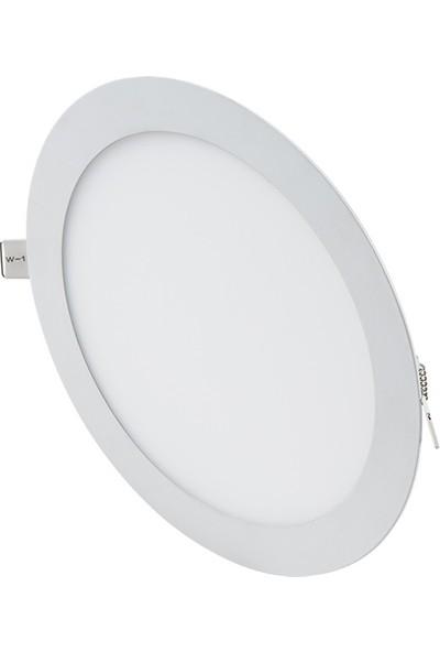 Cata Ct 5149 18W Panel Led Spot Armatür Beyaz Renk