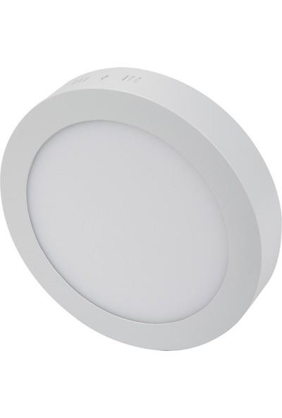 Cata Ct 5233 18W Panel Spot Sıva Üstü Beyaz Renk