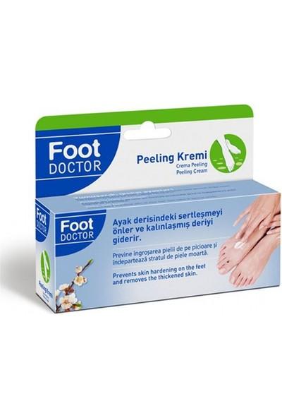 Foot Doctor Ayak Peeling Kremi Jeli Ölüderi Giderici 75 Ml