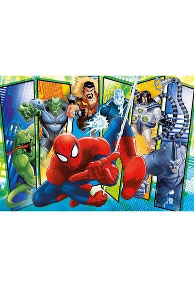 Clementoni Spider - man ve The Sinister 6 Maxi Puzzle (23704 - 104 Parça)