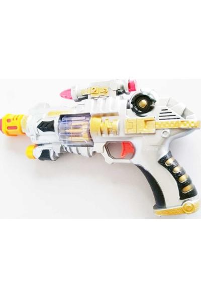 Dekor Oyuncak Silah Pilli Işıklı Sesli + Tangram