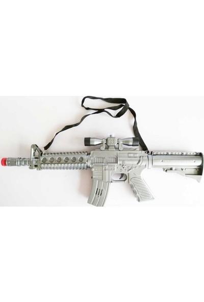 Dekor Oyuncak Silah M16 Otomatik Silah