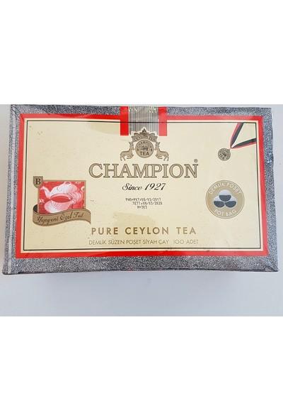 Champion Demlik Poset Seylan Çayı