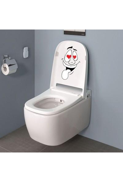 Dekorloft Tuvalet Sticker Wc-1501