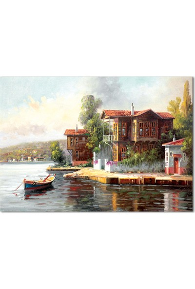 Özverler İstanbul Kanvas Tablo-3