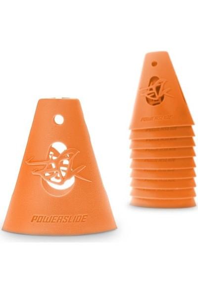 Powerslıde Slalom Koni Seti Orange (10' Lu Paket)