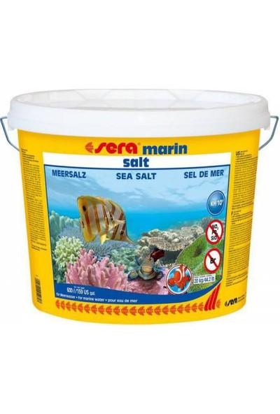 Sera Premium Deniz Tuzu 20 Kg Kova