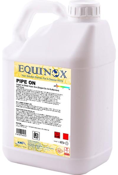 Equınox Banyo Gider Açıcı Sıvı (Etkili Formül)