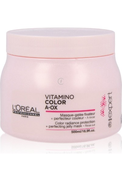 L'Oréal Professionnel Serie Expert Vitamino Color Aox Maske 500 Ml
