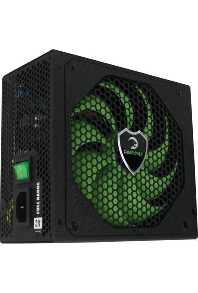 Gamepower GM-700 APFC 14cm Modüler 85+(BRONZ) 700W Güç Kaynağı