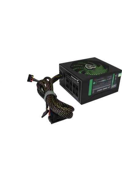 Gamepower GM-1050 APFC 14 cm Modüler 88+(SILVER) 1050W Güç Kaynağı