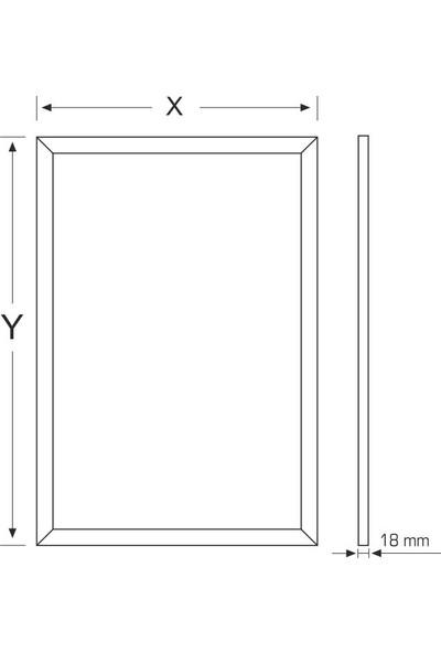 ORES Çerçeveli Yazı Tahtası 42x60 cm.