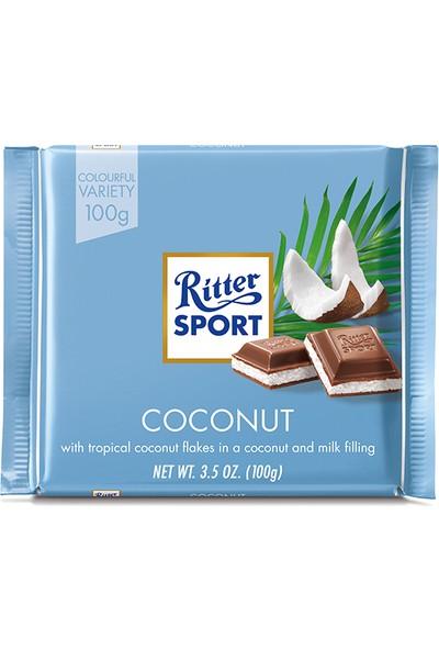 Ritter Sport Coconut 100 gr