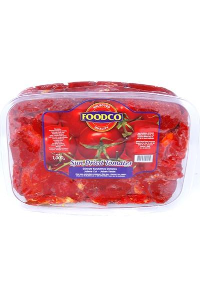 Foodco Güneşte Kurutulmuş Domates (Yağlı) 1 kg