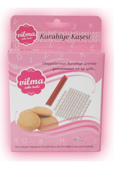 Wilma kurabiye Kaşesi