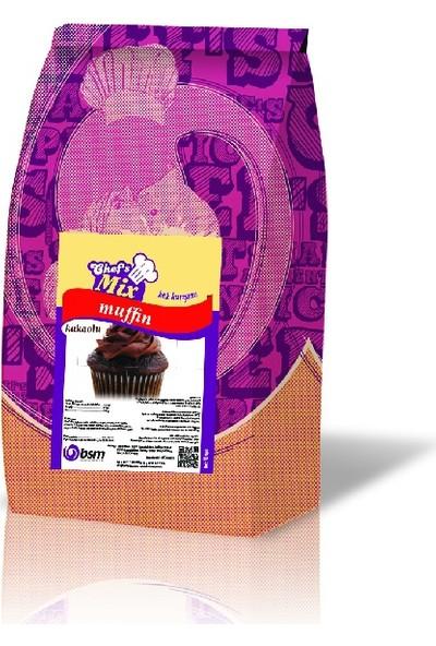 Chef Miks muffin Vanilyalı 500 Gr. Chef Mix