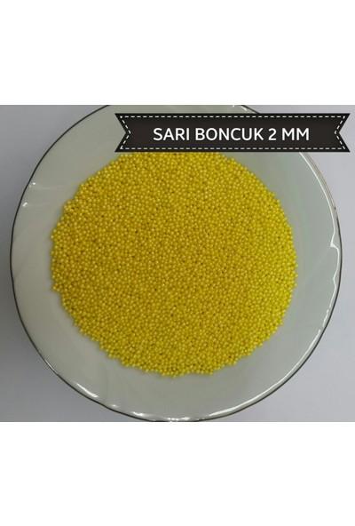 Sprinkles sarı 2 Mm Sprinkles 250 Gr.