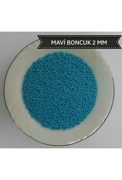 Sprinkles mavi 2 Mm Sprinkles 45 Gr.