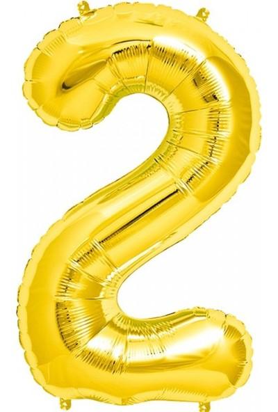Pastisya 2 Yaş Altın Balon