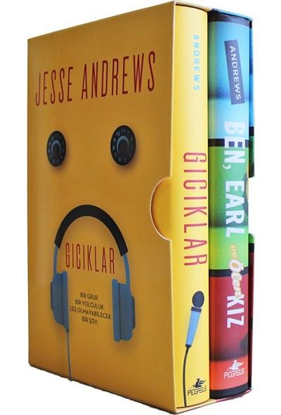 Ben Earl Ve Ölen Kız + GıcıklarKutulu Özel Set (2 Kitap) - Ciltli - Jesse Andrews