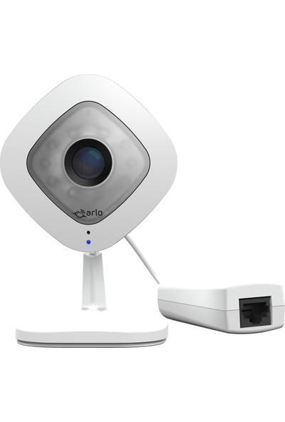 Netgear Arlo Q Plus VMC3040S-100EUS - 1080p HD Güvenlik Kamerası (PoE'li)