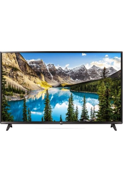 "LG 49UJ630V 49"" 123 Ekran Uydu Alıcılı 4K Ultra HD Smart LED TV"