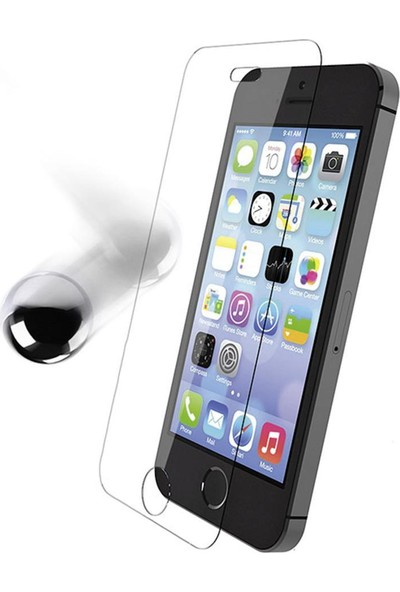 Otterbox Clearly Protected Alpha Glass Apple iPhone Se/5S/5 Ekran Koruyucu