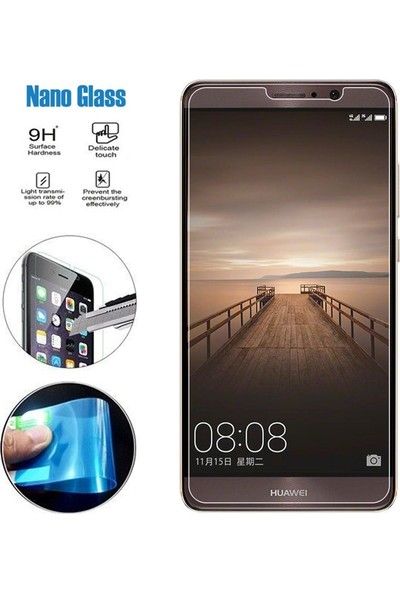 CaseUp Huawei Mate 9 Ultra İnce Nano Cam