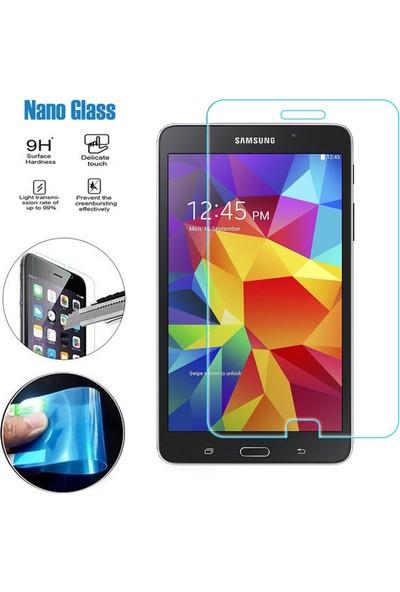 CaseUp Samsung Galaxy Tab4 7.0'' T230 Ultra İnce Nano Kırılmaz Cam