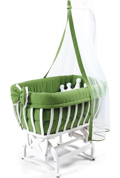 Tahterevalli Culle Beşik Yeşil